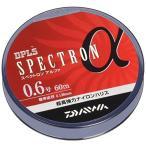 ダイワ(Daiwa) ハリス スペクトロン アルファ ナイロン 60m 0.6号 クリアー