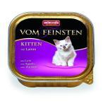 アニモンダ キャットフード フォムファインステン キトン 鶏肉と豚肉と牛肉と子羊肉 パテ状「100g」 仔猫用