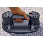 ハーフェレ グラボ Grabo ポータブル電動バキュームリフター 006.08.035 電池2個、充電器、ケース付きフルセット