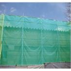 (20枚入) モリリン 防炎メッシュシート2類 ライトグリーン 1.8m×5.1m ※メーカー直送品