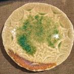 谷本洋陶房 伊賀炭印丸皿