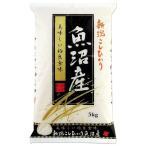 (玄米) 魚沼産コシヒカリ 5kg 送料無料 新潟県 魚沼コシヒカリ 令和元年産 (5キロ)