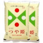 (玄米) つや姫 特別栽培米 10kg 送料無料 山形県 置賜 令和元年産 (5kg×2)