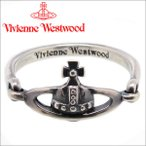 ヴィヴィアンウエストウッド Vivienne Westwood 指輪 リング ヴァンドームリング シルバー(いぶし)