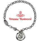 ショッピングヴィヴィアン ヴィヴィアンウエストウッド Vivienne Westwood ブレスレット ヴィヴィアン プチオーブブレスレット ガンメタル