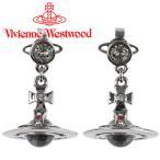 ショッピングウエストウッド ヴィヴィアンウエストウッド Vivienne Westwood ピアス ヴィヴィアン プチオーブピアス ガンメタル