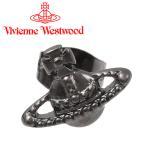 ショッピングヴィヴィアン ヴィヴィアンウエストウッド Vivienne Westwood ピアス ヴィヴィアン ファラーシングルスタッドピアス ガンメタル 片耳用