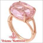 ヴィヴィアンウエストウッド Vivienne Westwood 指輪 リング ロゼッタリング ピンクゴールド