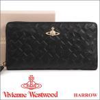 ショッピングウエストウッド ヴィヴィアンウエストウッド Vivienne Westwood 財布 ヴィヴィアン 長財布 レディース メンズ ブラック 321516 HARROW BLACK