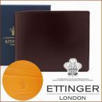 エッティンガー ETTINGER 財布 サイフ さいふ 二つ折り財布 メンズ ナッツ 141JR NUT