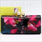 テッドベーカー 長財布 TED BAKER がま口財布 レディース ブラック XA7W/XL55/ROSIA 138251 00-BLACK