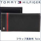 ショッピング トミーヒルフィガー 長財布 TOMMY HILFIGER トミー 財布 メンズ ブラック 31TL19X005 BLACK