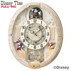 ショッピング電波時計 ディズニー からくり時計 FW574W 電波時計 掛け時計 クロック セイコー SEIKO ディズニータイム ミッキー&ミニー 動画