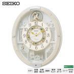 電波 掛け時計 からくり メロディ RE576A セイコークロック ウエーブシンフォニー 電波時計 メロディ スワロフスキー からくり お取り寄せ 37%OFF