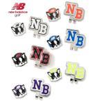 ニューバランス ゴルフ new balance golf METRO クリップマーカー 012-0984508 【メール便配送】