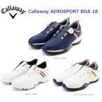キャロウェイ メンズ ゴルフシューズ AEROSPORT BOA 24.5cm ホワイト 8983502