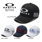 OAKLEY  BG FIXED キャップ