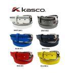 キャスコ Kasco 飾りステッチベルト KBT-1739B ブルー フリー
