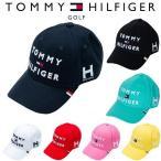 トミー ヒルフィガー ゴルフ TOMMY HILFIGER GOLF TRIPLE LOGO キャップ メンズ THMB903F
