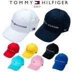 トミー ヒルフィガー ゴルフ TOMMY HILFIGER GOLF TH LOGO キャップ THMB90EF