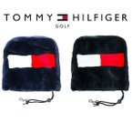 トミー ヒルフィガー ゴルフ TOMMY HILFIGER GOLF ボア アイアンカバー THMG8FH8