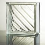 ガラスブロック 国際基準サイズ 世界で有名なブランド品 厚み80mmクリア色水の影 gb2080