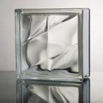 ガラスブロック 国際基準サイズ 世界で有名なブランド品 厚み80mmクリア色二重星 gb2480