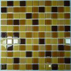 可愛いガラスモザイクタイルgms15  ステンドグラス 鏡 郵便ポストならIHOMEへ