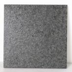 敷石ガーデニングタイル黒御影石バーナー石材床壁用方形薄板gtb06