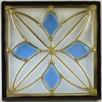 ステンド グラス ステンドグラス ステンドガラス デザインパネルsgsq219