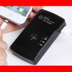 送料無料 iPhoneX対応 リチウムポリマー充電器 モバイルバッテリー スマホ iPhone iPod アンドロイド ILAU20-01K ゆうパケット