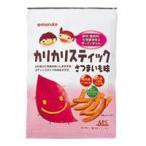 太田油脂 MSカリカリスティック さつまいも味×12袋セット