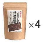 河村農園 国産杜仲黒烏龍茶(杜仲茶・黒ウーロン茶) 4袋セット