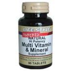LIFE STYLE(ライフスタイル) マルチビタミン&ミネラル