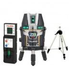 タジマ レーザー墨出器 ZEROBL-KJCSET 受光器  ZERO BLUE リチウム-KJC 本体製品約1280g