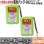 2個セット NTT コードレス子機用充電池(CT-デンチパック-062 対応互換電池) J005C