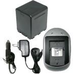 充電器セット パナソニック(Panasonic) VW-VBN260 互換バッテリー+ACアダプタ充電器