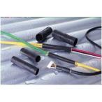 住友電工〓一般用熱収縮チューブ 1本=1メートル 〓サイズ2.5×0.2 黒