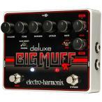 electro-harmonix エレクトロハーモニクス エフェクター ディストーション Deluxe Big Muff Pi  国内