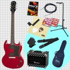 Epiphone by Gibson LIMITED MODEL SG-Special-I (Cherry) 【SGスペシャル&Bacchsミニアンプ入門12点セット】