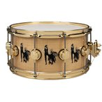DW-ICON-RUMOURS [Icon Snare Drums / Mick Fleetwood (Fleetwood Mac)] 【全世界限定250台、日本国内当店のみ!1台限り!】