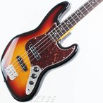 Fender '60s Jazz Bass Lacquer (3-Color Sunburst) [Made In Mexico] 【特価】
