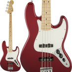 Fender Standard Jazz Bass [Made In Mexico] (Candy Apple Red/Maple) ����