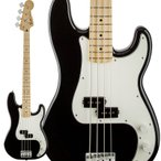 Fender Standard Precision Bass [Made In Mexico] (Black/Maple) ����
