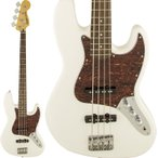 Squier by Fender Vintage Modified Jazz Bass (Olympic White) �ڴ��ָ���ץ饤����