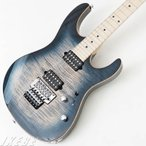 Suhr Guitars Pro Series Modern Pro Floyd HH Faded Trans Whale Blue Burst/Maple [#JST7H6V] 【USED】