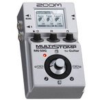 ZOOM ズーム / MULTI STOMP MS-50G (for Guitar)