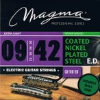 MAGMA STRINGS / DOUBLE BALL END - COATED Nickel Plated Steel GE110EDDB (Extra Light 09-42) エレキギター弦