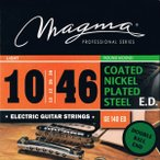 MAGMA STRINGS / DOUBLE BALL END - COATED Nickel Plated Steel GE140EDDB (Light 10-46) エレキギター弦