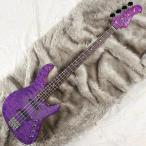 エレキベース Bacchus バッカス / GLOBAL Series IKEBE ORIGINAL HWL4-CUSTOM24/MG 4-strings Bass (AMT/アメジスト)